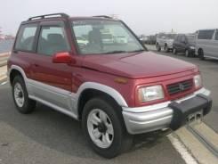 Рейлинг. Suzuki Escudo, TA01W Двигатель G16A