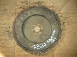 Маховик. Nissan Laurel, HC35 Двигатель RB20DE