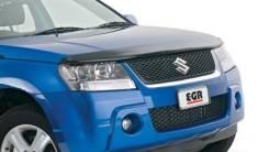 Дефлектор капота. Suzuki Grand Vitara Suzuki Escudo, TD94W, TD54W, TA74W Двигатели: H27A, J20A, M16A