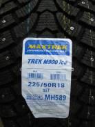 Maxtrek Trek M900. Зимние, шипованные, 2016 год, без износа, 3 шт