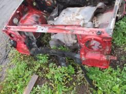 Рамка радиатора. Mitsubishi Pajero, V26W Двигатель 4M40