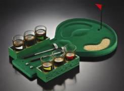 """Игра алкогольная """"Пьяный гольф"""""""