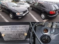 Подушка двигателя. Nissan: Pulsar Serie, Presea, Sunny California, 100NX, Pulsar, Sunny, AD, Almera, Lucino, Wingroad Двигатели: GA15DS, SR18DE, SR20D...