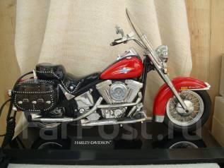 Настольный телефон Harley Davidson в виде мотоцикла, Китай для США.