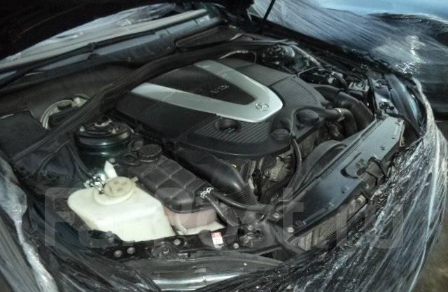 двигатели на мерседес w221