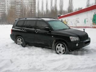 Toyota Kluger V. 2AZFE