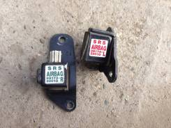 Датчик airbag. Toyota Mark II, GX100, GX105, JZX100, JZX101, JZX105, LX100 Toyota Chaser, GX100, GX105, JZX100, JZX101, JZX105, LX100, SX100 Toyota Cr...