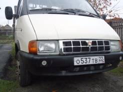 ГАЗ 330210. ГАЗ - 330210, 2 400 куб. см., 1 650 кг.