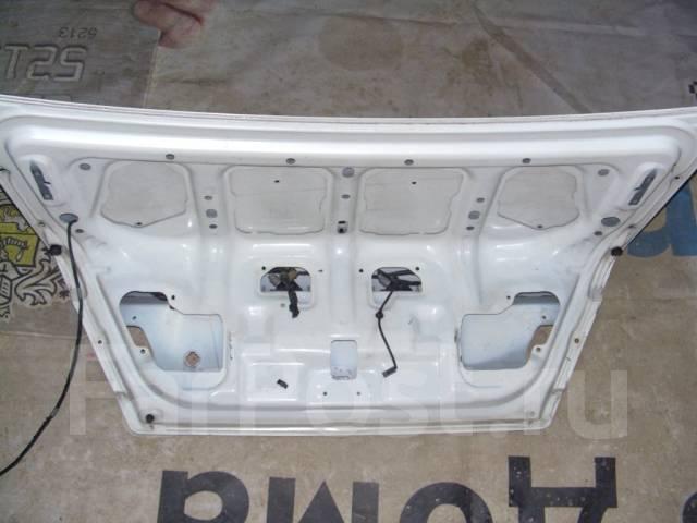 Крышка багажника. Mitsubishi Mirage, CP9A, CN9A Mitsubishi Lancer, CN9A, CP9A Mitsubishi Lancer Evolution, CN9A Двигатель 4G63T