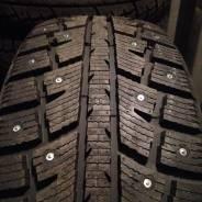 Minerva Eco Stud. Зимние, шипованные, 2015 год, без износа, 4 шт