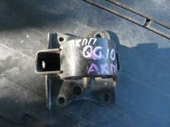 Подушка коробки передач. Nissan Bluebird Sylphy, QG10 Двигатель QG18DE