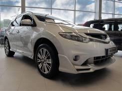 Обвес кузова аэродинамический. Nissan Murano, Z51. Под заказ