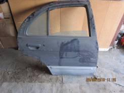 Дверь задняя правая Pulsar/Almera N15 седан