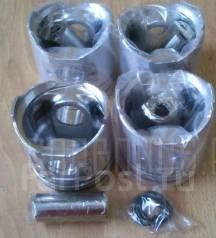 Поршень. Yanmar 4110 Komatsu PC Двигатели: 4TNE94, 4TNA94, 4TN94, 4T94, 4D94E, 4D94