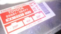 Блок управления двс. Toyota Carina, ST195 Двигатель 3SFE