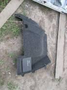 Обшивка багажника. Volkswagen Golf, 1K5 Двигатели: BSE, BSF