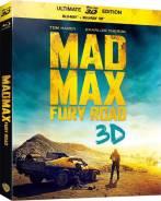 Безумный Макс: Дорога ярости (3D Blu-Ray)