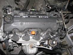 Двигатель в сборе. Honda Civic Двигатель R18A2. Под заказ