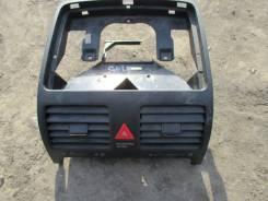 Диффузоры отопителя центральные. Volkswagen Golf, 1K5 Двигатель BSE BSF