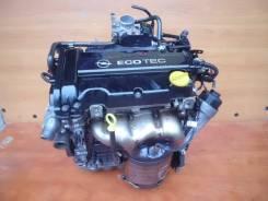 Двигатель в сборе. Opel Astra Opel Corsa Opel Meriva Двигатель Z14XEP