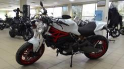 Ducati Monster. 821 куб. см., исправен, птс, без пробега