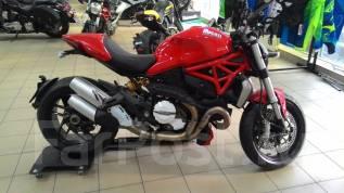 Ducati Monster 1200. 1 200 куб. см., исправен, птс, без пробега