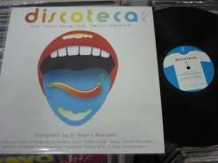 FUNK! ХАУЗ! Сборник танцевальных хитов - Discoteca - UK 2LP 2001