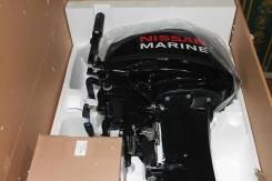 Nissan Marine. 30,00л.с., 2-тактный, бензиновый, нога S (381 мм), Год: 2017 год