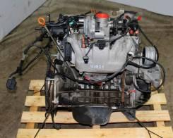 Двигатель в сборе. Skoda Felicia