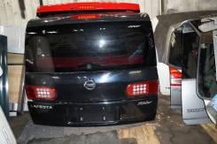 Дверь багажника. Nissan Lafesta, NB30, B30