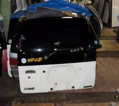 Дверь багажника. Daihatsu Terios Kid, J111G, 111G