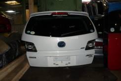 задняя дверь багажника mazda mpv 2001 lwew