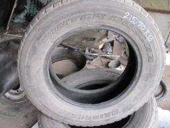 Bridgestone Dueler DM-01. Зимние, без шипов, износ: 70%, 2 шт