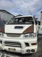 Бампер Mitsubishi Delica, 1998 KD-PE8W, 4M40