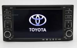 Магнитола 6209N GPS. для всех Toyota после 2000 г. DVD/USB/BT/TV/GPS