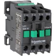 Контактор TeSys-E 18А 1НО АС3 220В 50ГЦ Schneider Electric LC1E1810M5
