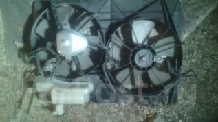 Вентилятор охлаждения радиатора. Toyota Harrier Двигатель 2AZFE