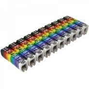 Маркеры наборные – комплект цифр («0»-«9») 6 мм2 (100 шт.) TDM TDM SQ0534-0064