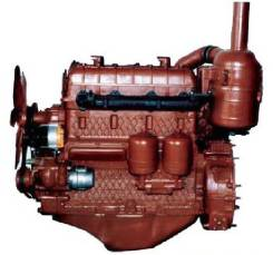 Двигатель в сборе. Вгтз ДТ-75