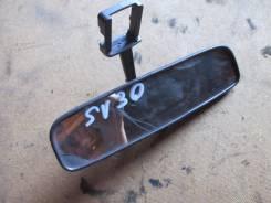 Зеркало заднего вида салонное. Toyota Vista, SV30 Двигатель 4SFE