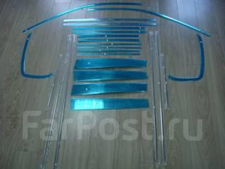 Молдинг лобового стекла. Lexus GX460 Toyota Land Cruiser Prado