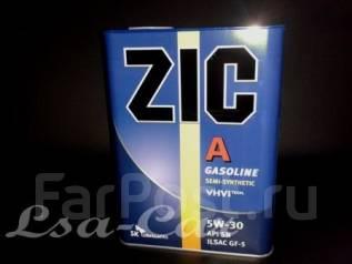 ZIC. Вязкость 5W30, полусинтетическое