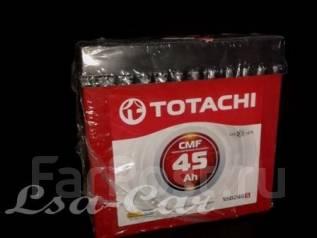 Totachi. 45 А.ч., правое крепление, производство Япония