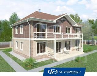 M-fresh Duplex Fine! -зеркальный (Проект дуплекса с 6 комнатами! ). 200-300 кв. м., 2 этажа, 6 комнат, бетон