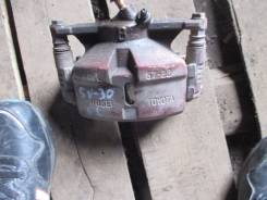 Суппорт тормозной. Toyota Vista, SV30 Двигатель 4SFE