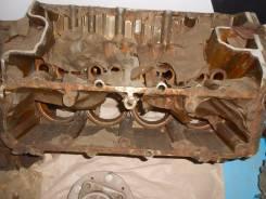 Блок двигателя ГАЗ-53/3307 с картером сцепления