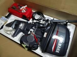 Yamaha. 30,00л.с., 2х тактный, бензин, Год: 2016 год