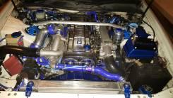 Крышка двигателя. Toyota Mark II, JZX90 Двигатель 1JZGTE