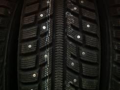 Kumho I'Zen KW22. Зимние, шипованные, 2015 год, без износа, 4 шт. Под заказ