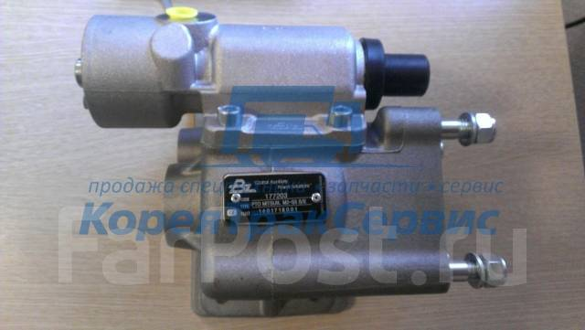 коробка отбора мощности hyundai hd 170